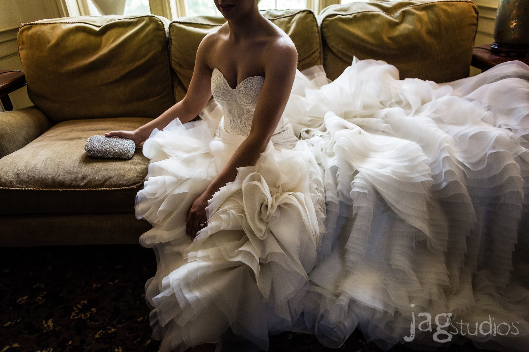 Midnight Summers Dream Wedding inspiration couture gown