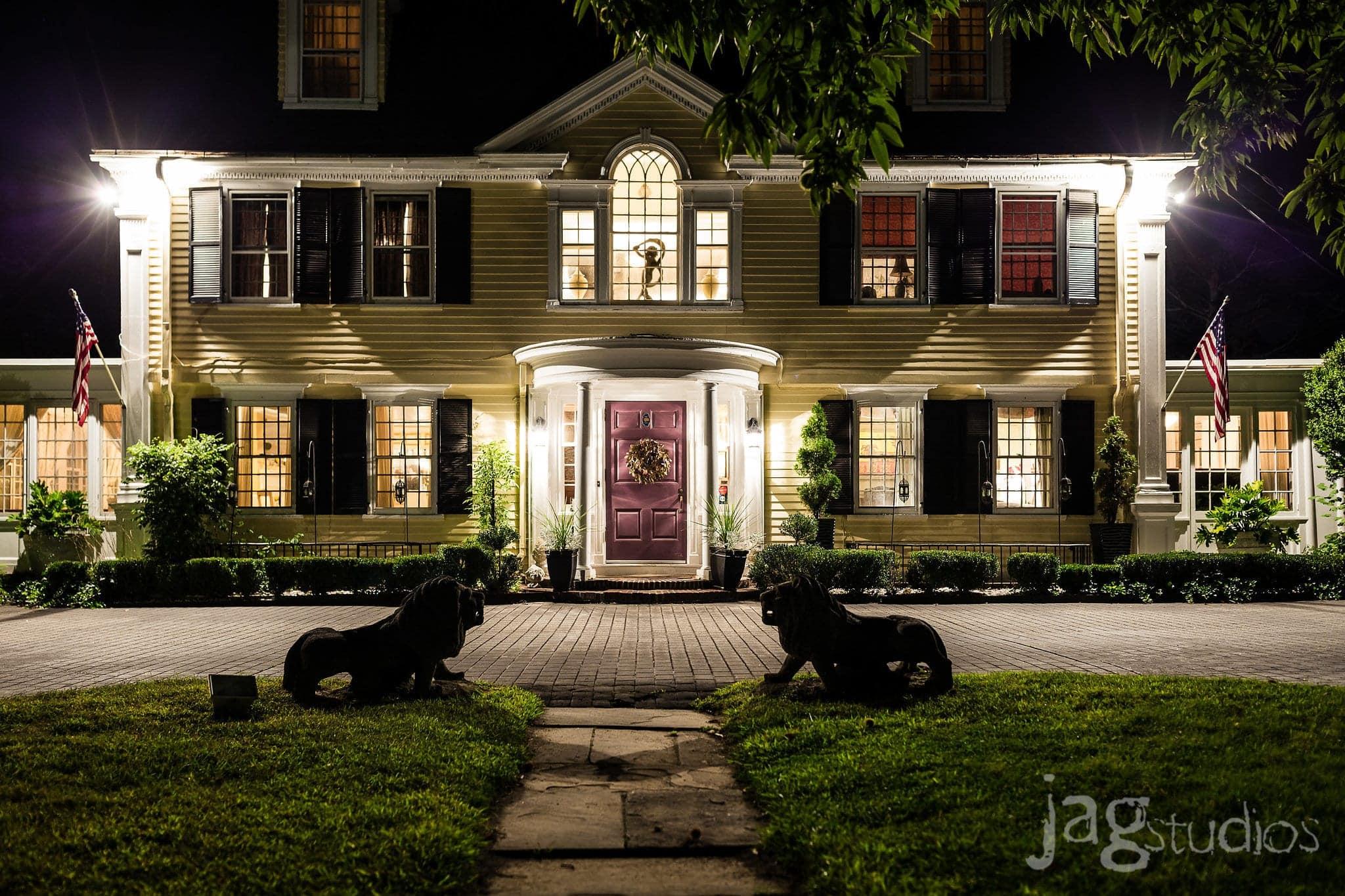 A Midnight Summer Dream luxury New England Wedding Jaclyn Watson Events