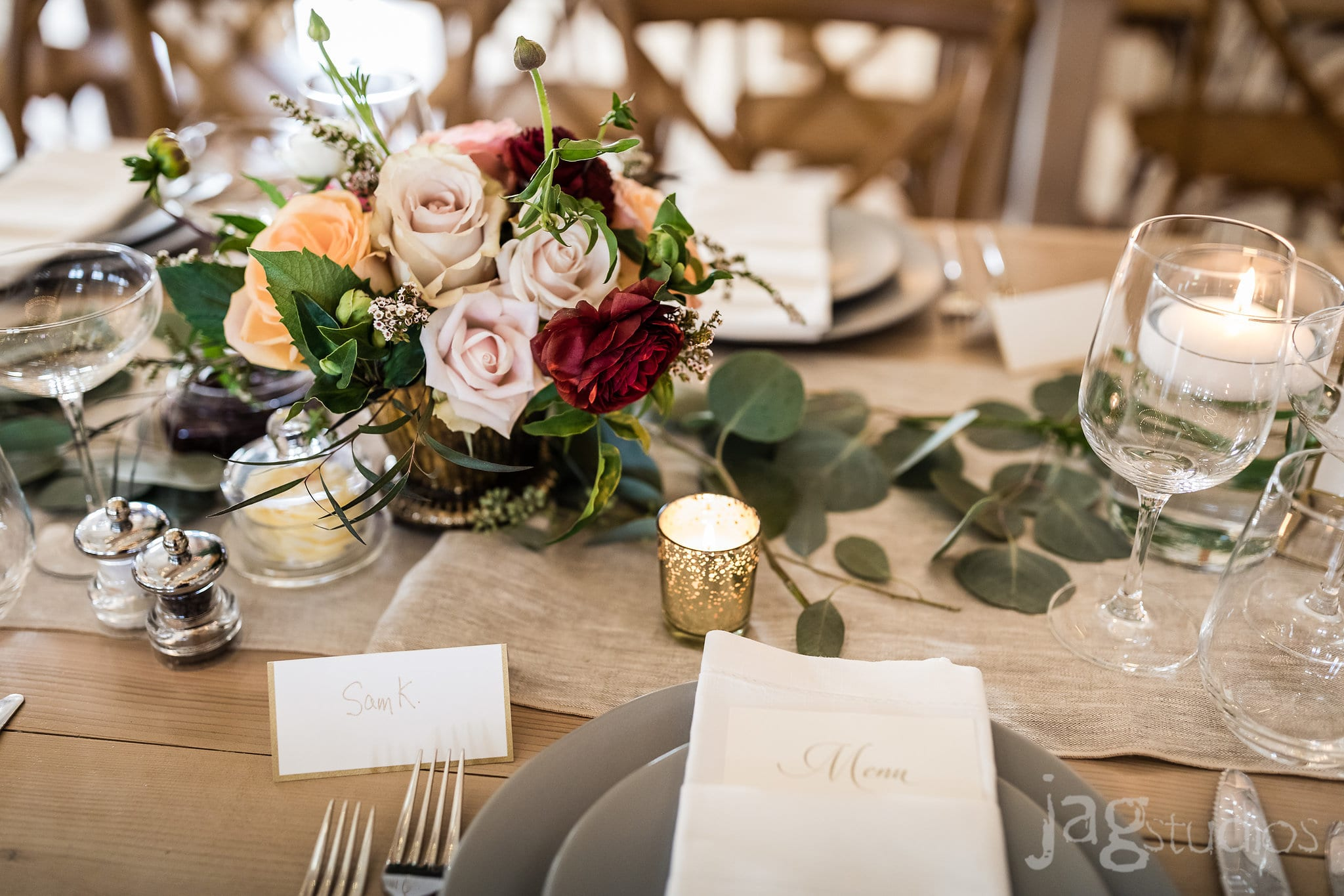 Old World Luxury Wedding lush floral farm to table Jaclyn Watson Events