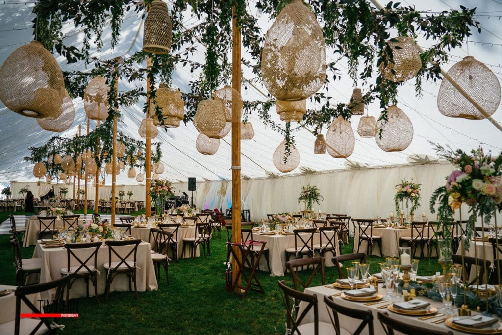 Jaclyn Watson Events • Bohemian Jungle Wedding