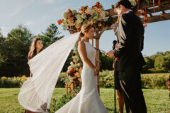 Jaclyn Watson Events • Colorful & Classic European Wedding