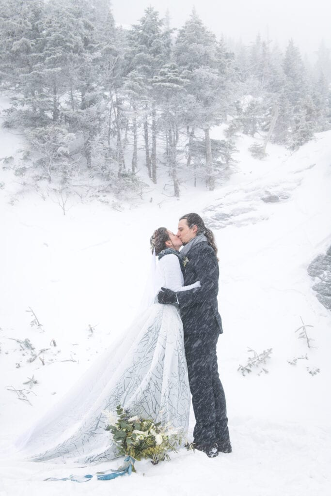 Jaclyn Watson Events •Winter Wedding Elopement • VT|FL|NY