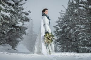 Jaclyn Watson Events •Winter Wedding Elopement |FL|NY