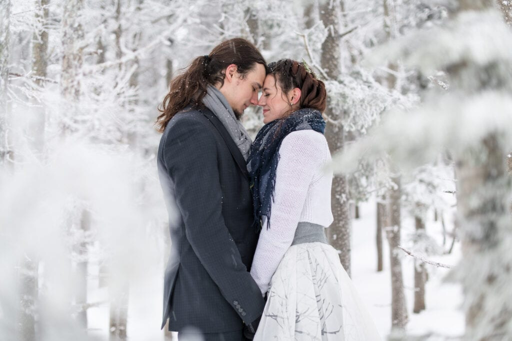 Jaclyn Watson Events •Winter wedding Elopement • VT|FL|NY