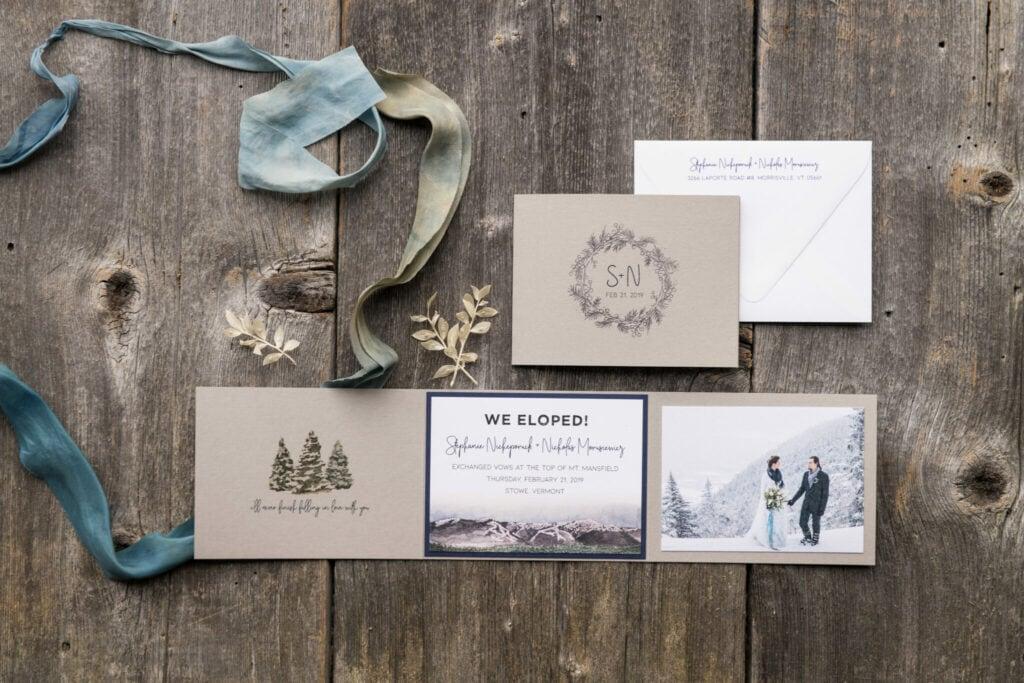 Jaclyn Watson Events •Winter Wedding•Elopement • VT|FL|NY