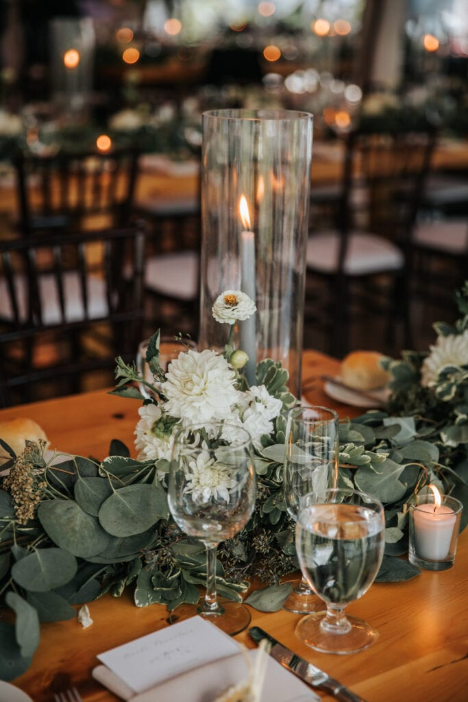 Jaclyn Watson Events • blue wedding •New England wedding planner