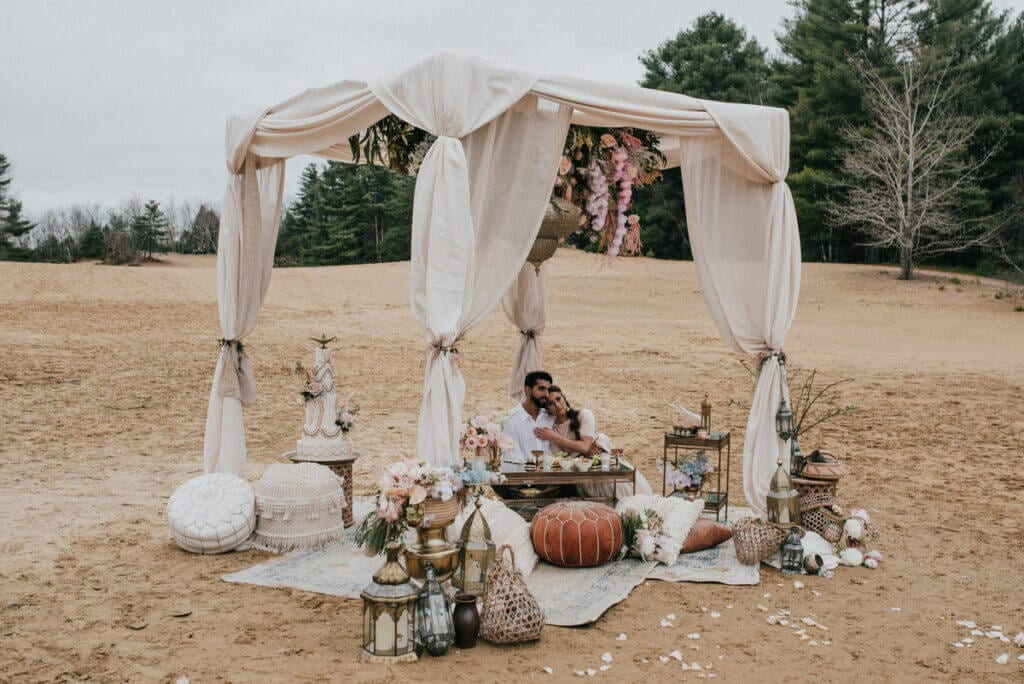 New Hampshire Wedding Vendor Spotlight with Apotheca Floral